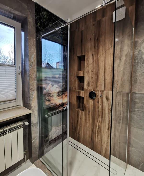 Kabina prysznicowa szklana 3