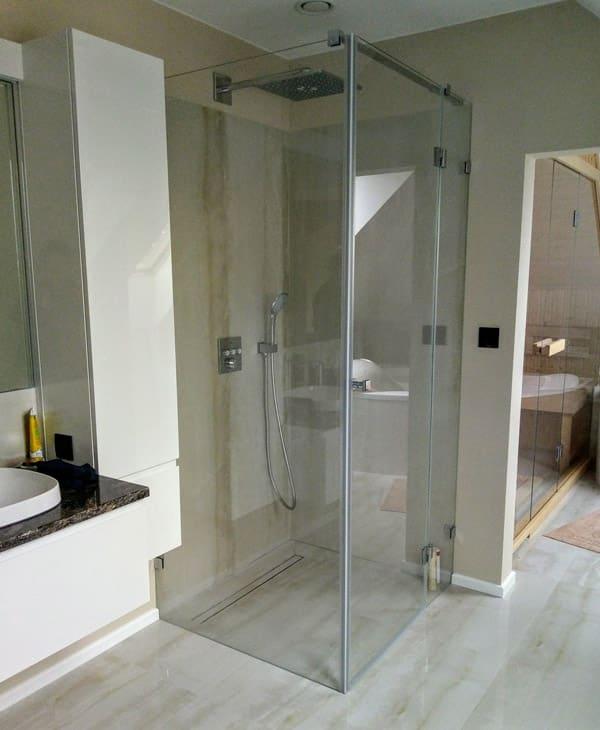 kabiny prysznicowe na wymiar warszawa