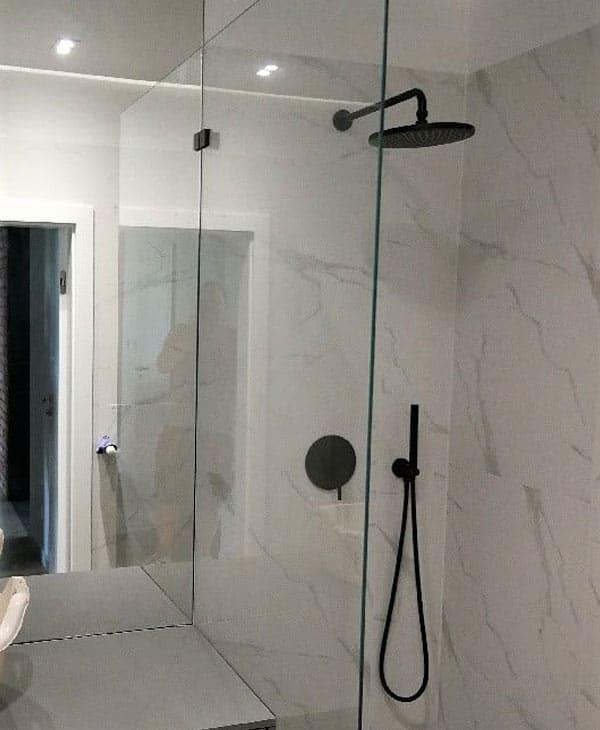 kabiny prysznicowe ze szkla float