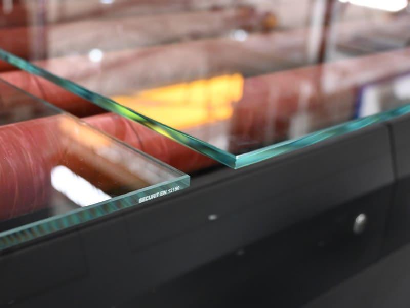 proces hartowania szkla szklarz okuniew